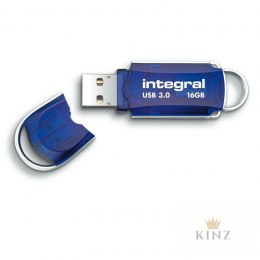 Integral Courier USB 3.0 Flash Drive - Pendrive USB 3.0 16GB 140/22 MB/s Integral